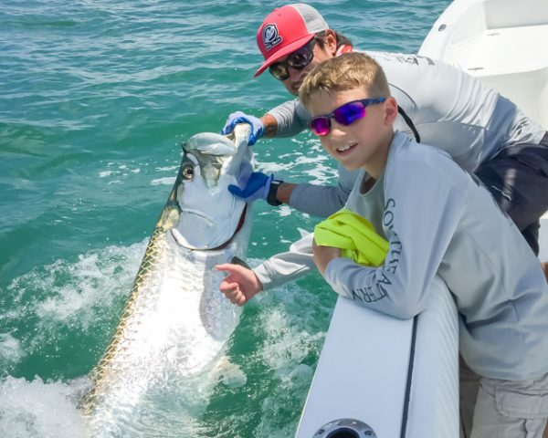 Tampa Tarpon Fishing Charters